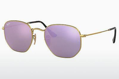 Sonnenbrille Ray-Ban RB3548N 001/8O - Gold