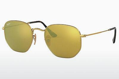 Sonnenbrille Ray-Ban RB3548N 001/93 - Gold