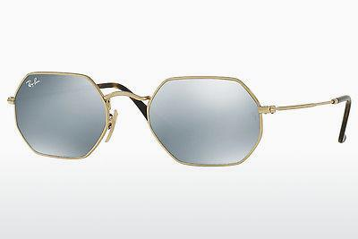 Sonnenbrille Ray-Ban RB3556N 001/30 - Gold