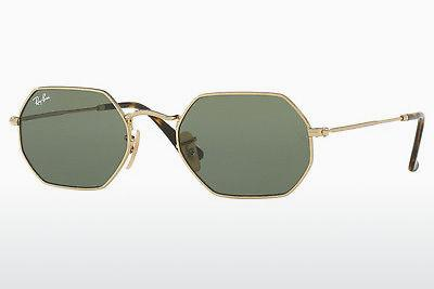 Sonnenbrille Ray-Ban RB3556N 001 - Gold