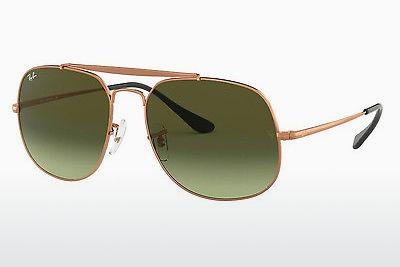 Sonnenbrille Ray-Ban RB3561 9002A6 - Braun