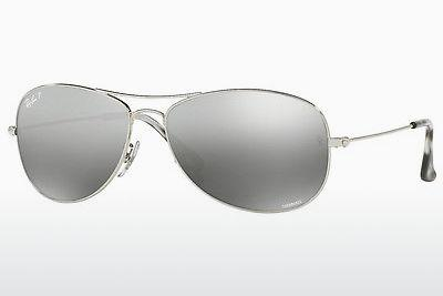 Sonnenbrille Ray-Ban RB3562 003/5J - Silber
