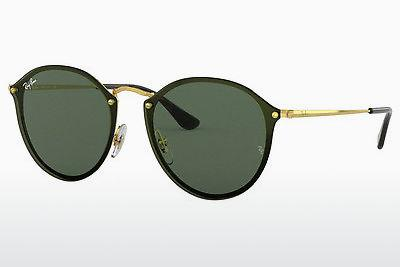 Sonnenbrille Ray-Ban RB3574N 001/71 - Gold