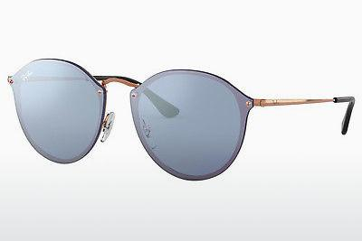 Sonnenbrille Ray-Ban RB3574N 90351U - Rosa