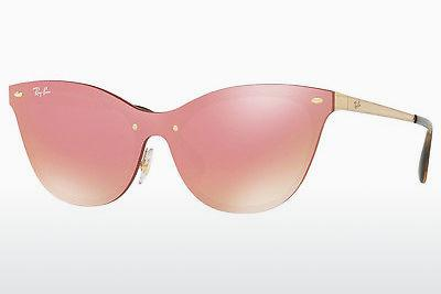 Sonnenbrille Ray-Ban RB3580N 043/E4 - Rosa, Gold
