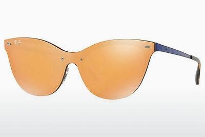 Sonnenbrille Ray-Ban RB3580N 90377J - Orange, Blau