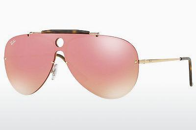 Sonnenbrille Ray-Ban RB3581N 001/E4 - Gold