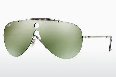 Sonnenbrille Ray-Ban RB3581N 003/30 - Silber