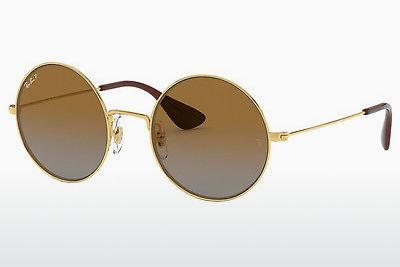 Sonnenbrille Ray-Ban RB3592 001/T5 - Gold