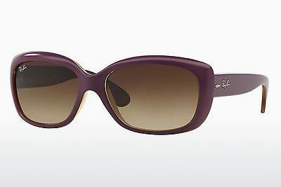 Sonnenbrille Ray-Ban JACKIE OHH (RB4101 613413) - Purpur, Violet