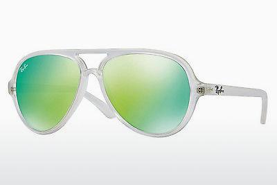 Sonnenbrille Ray-Ban CATS 5000 (RB4125 646/19) - Transparent