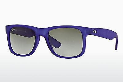 Sonnenbrille Ray-Ban JUSTIN (RB4165 899/11) - Blau