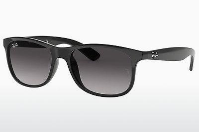 Sonnenbrille Ray-Ban ANDY (RB4202 601/8G) - Schwarz