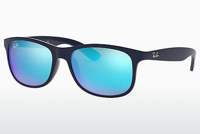 Sonnenbrille Ray-Ban ANDY (RB4202 615355) - Blau