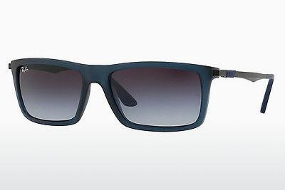 Sonnenbrille Ray-Ban RB4214 62978G - Transparent, Blau