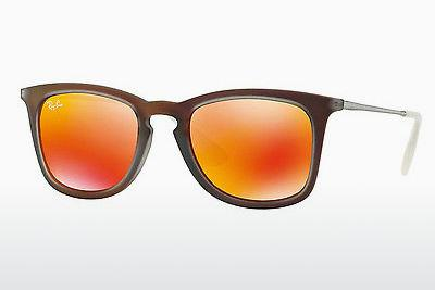 Sonnenbrille Ray-Ban RB4221 61676Q - Rot