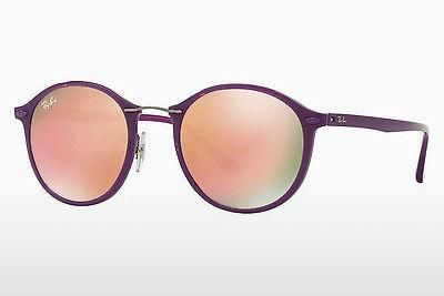 Sonnenbrille Ray-Ban RB4242 60342Y - Purpur, Violet