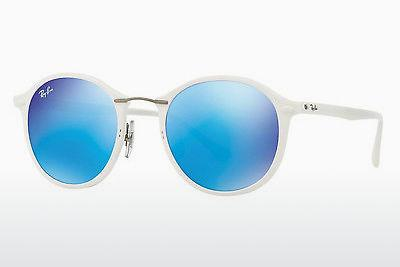 Sonnenbrille Ray-Ban RB4242 671/55 - Weiß