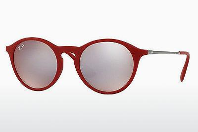 Sonnenbrille Ray-Ban RB4243 6264B5 - Rot