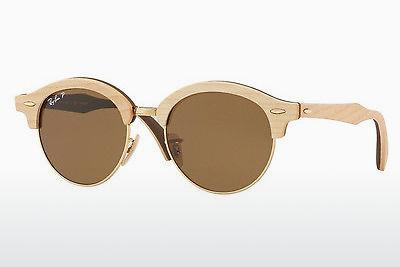 Sonnenbrille Ray-Ban RB4246M 117957 - Gold