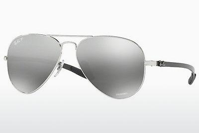 Sonnenbrille Ray-Ban RB8317CH 003/5J - Silber