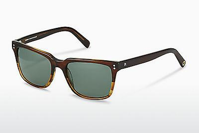 Sonnenbrille Rocco by Rodenstock RR308 F - Braun