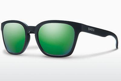 Sonnenbrille Smith FOUNDER SLIM DL5/AD - Schwarz
