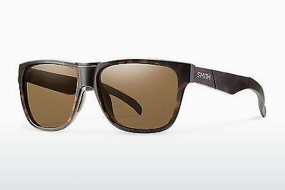 Sonnenbrille Smith LOWDOWN/N SST/L5 - Braun, Havanna