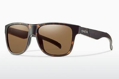 Sonnenbrille Smith LOWDOWN XL SST/F1 - Braun, Havanna