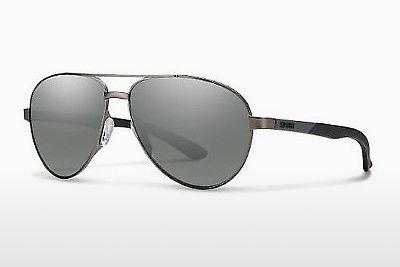Sonnenbrille Smith SALUTE R80/T4 - Silber