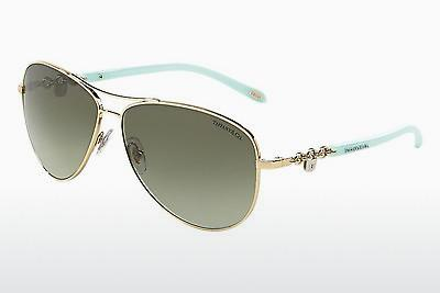 Sonnenbrille Tiffany TF3034 60213M - Gold