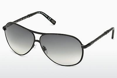 Sonnenbrille Tod's TO0008 01B - Schwarz, Shiny
