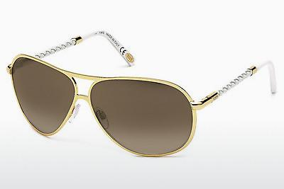 Sonnenbrille Tod's TO0008 28G - Gold