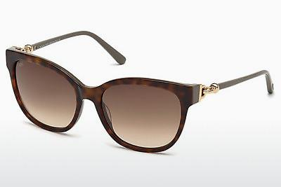 Sonnenbrille Tod's TO0153 59F - Horn, Beige, Brown
