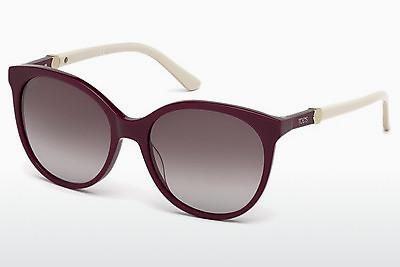 Sonnenbrille Tod's TO0174 66T - Rot