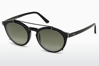 Sonnenbrille Tod's TO0180 01P - Schwarz, Shiny