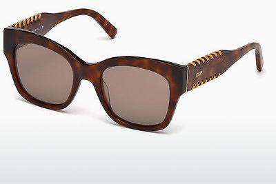 Sonnenbrille Tod's TO0193 53E - Havanna, Yellow, Blond, Brown