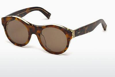 Sonnenbrille Tod's TO0196 53E - Havanna, Yellow, Blond, Brown