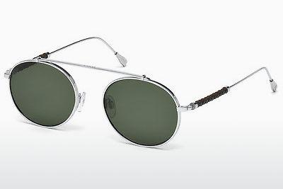 Sonnenbrille Tod's TO0198 18N - Silber, Shiny
