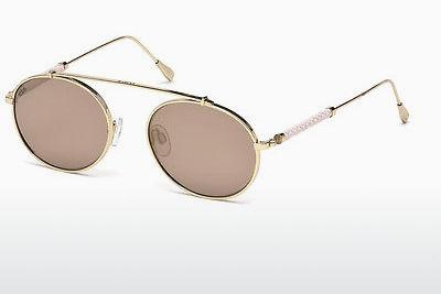 Sonnenbrille Tod's TO0198 28Z - Gold