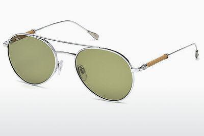 Sonnenbrille Tod's TO0204 18N - Silber, Shiny