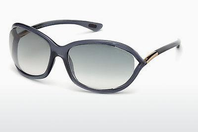 Sonnenbrille Tom Ford Jennifer (FT0008 0B5) - Grau