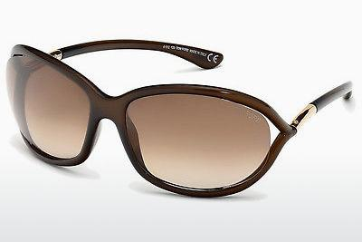 Sonnenbrille Tom Ford Jennifer (FT0008 692) - Braun