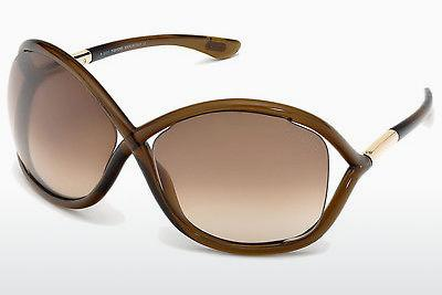 Sonnenbrille Tom Ford Whitney (FT0009 692) - Braun