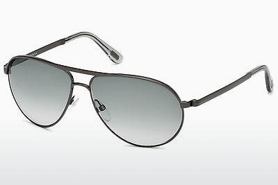 Sonnenbrille Tom Ford Marko (FT0144 08B) - Grau, Shiny