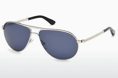 Sonnenbrille Tom Ford Marko (FT0144 18V) - Silber, Shiny