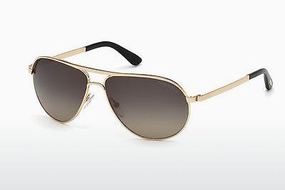 Sonnenbrille Tom Ford Marko (FT0144 28D) - Gold