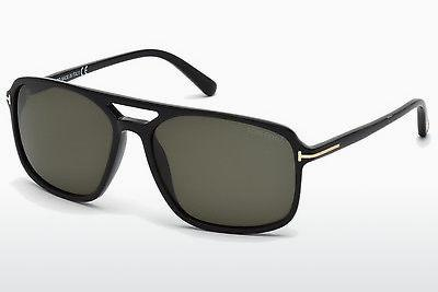 Sonnenbrille Tom Ford Terry (FT0332 01B) - Schwarz