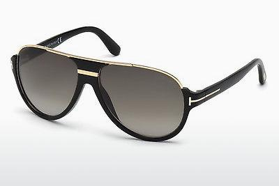 Sonnenbrille Tom Ford Dimitry (FT0334 01P) - Schwarz