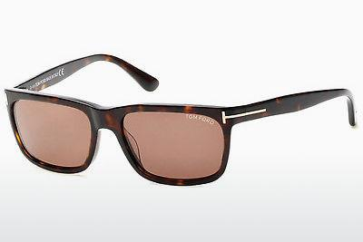 Sonnenbrille Tom Ford Hugh (FT0337 56J) - Braun, Havanna